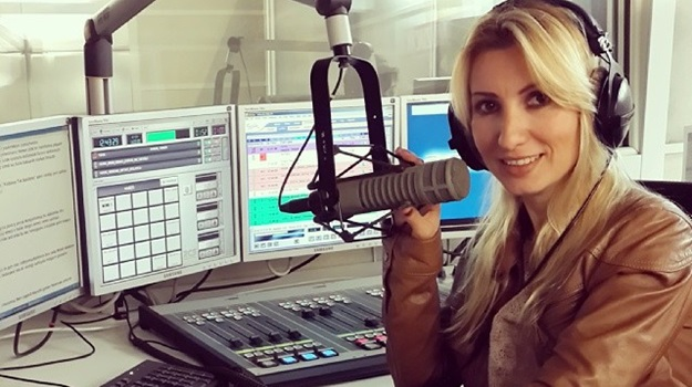 Mine Ayman'da TRT Kent Radyo İle Anlaştı!