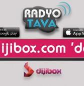 Radyo Tava Dijibox Uygulamasında Yayında!