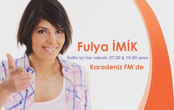 Fulya İmik Karadeniz FM İle Anlaştı!