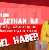 Serda Ceyhan İstanbul FM İle Anlaştı!