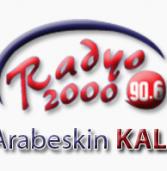 Radyo 2000 Web Sitesi Yenilendi!