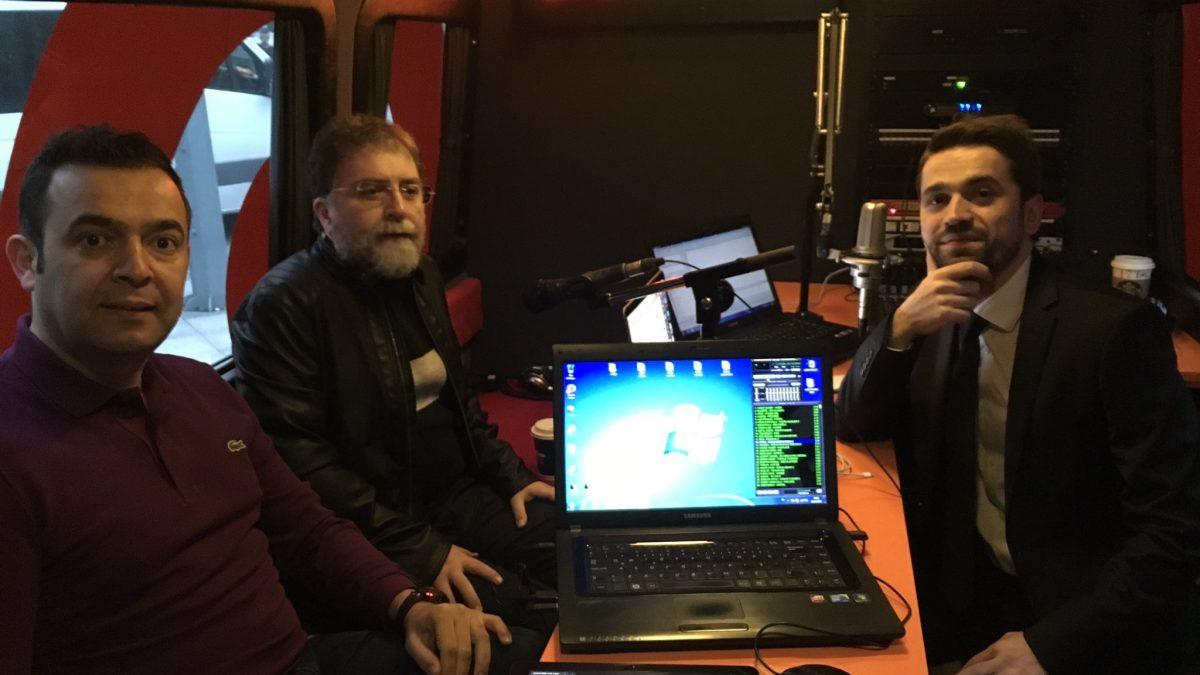 Ahmet Hakan İle Alem FM'de Reyting Fırladı!