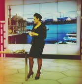 Beyza Koç Haber Programıyla Süper TV'de!