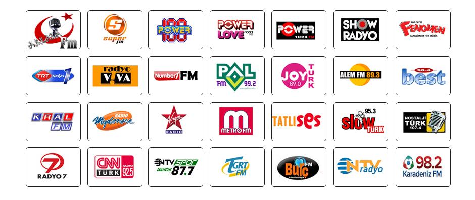 radyokanalları