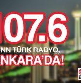 CNN Türk Radyo Ankara'da Yayına Başladı!