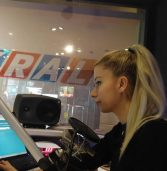 Harbi Kız (Kral FM) Röportajı!