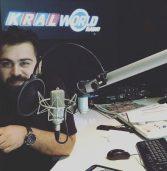 Reha Özcan Artık Kral World Radio'da!