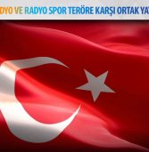Lig Radyo ve Radyo Spor Teröre Karşı Ortak Yayında!