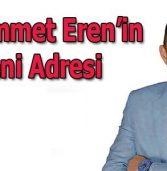 Muhammet Eren TRT İle Anlaştı!