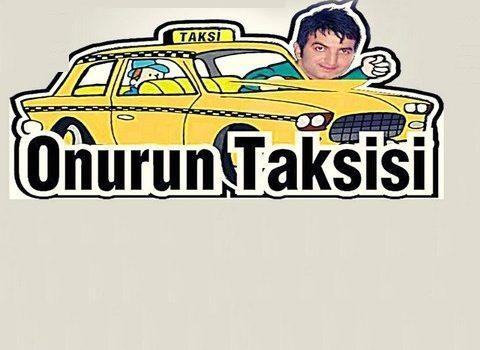 Onur'un Taksisi Artık Karadeniz FM'de!