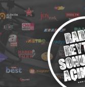 Haziran 2018 Radyo Reyting Sonuçları Açıklandı!