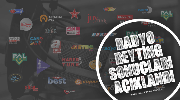 Aralık 2017 Radyo Reyting Sonuçları Açıklandı!