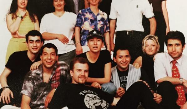 90'lı Yılların Unutulmaz Best FM Kadrosu!