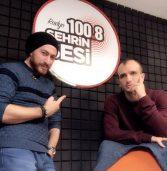 100.8 Radyo Şehir Yayın Hayatına Başladı!