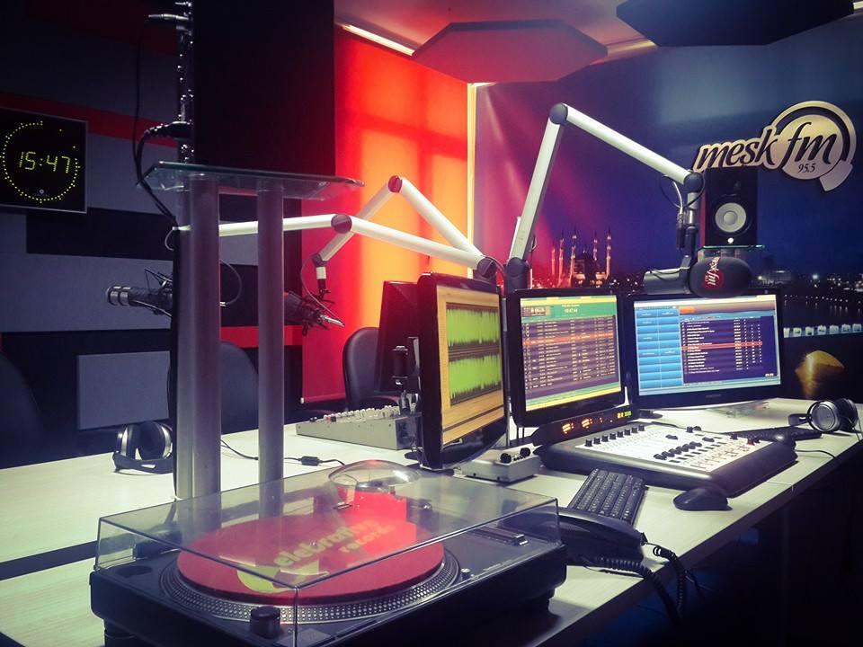Meşk FM Hollanda'da Yayına Başladı!