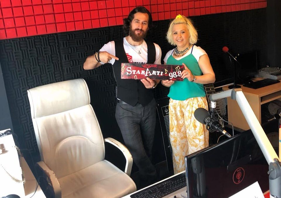 Tuğrul & Banu Altınkara Artık Star FM'de!