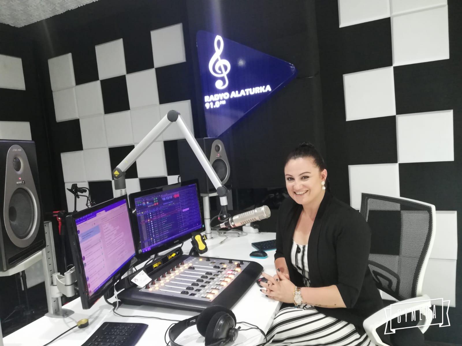 Beyza Koç Artık Radyo Alaturka'da!