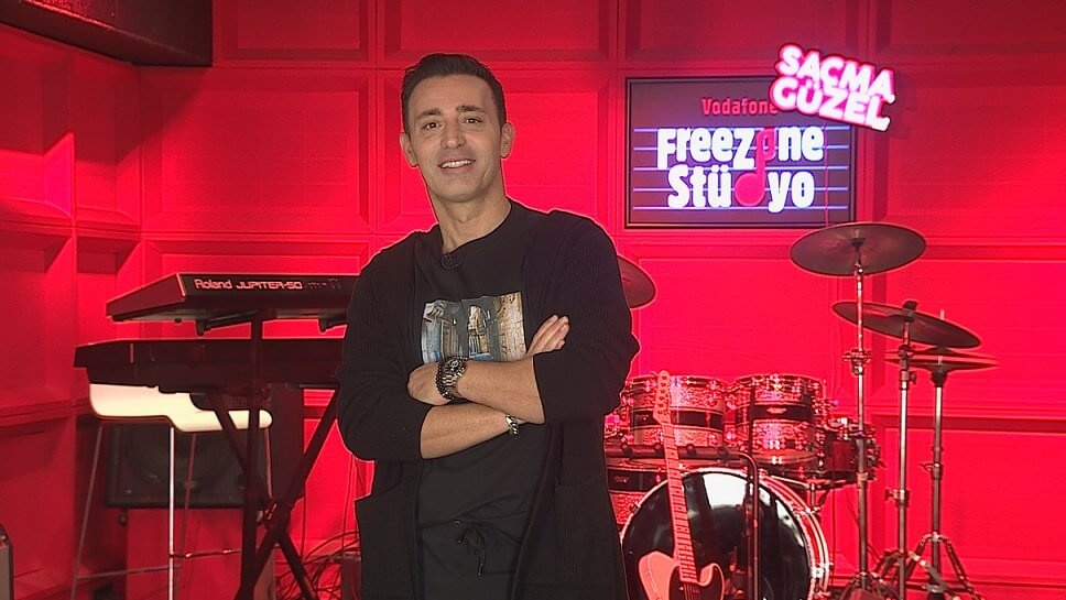 Mustafa Sandal, Freezone
