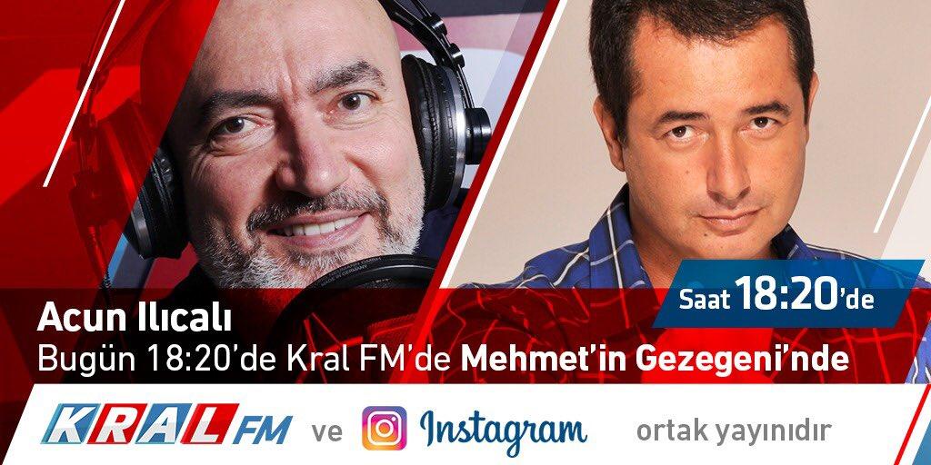 Acun Ilıcalı / Kral FM
