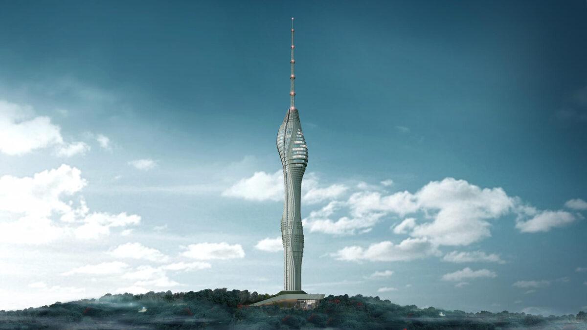Yeni Çamlıca Kulesi'nin Devreye Gireceği Tarih ve Fiyat Listesi Belli Oldu